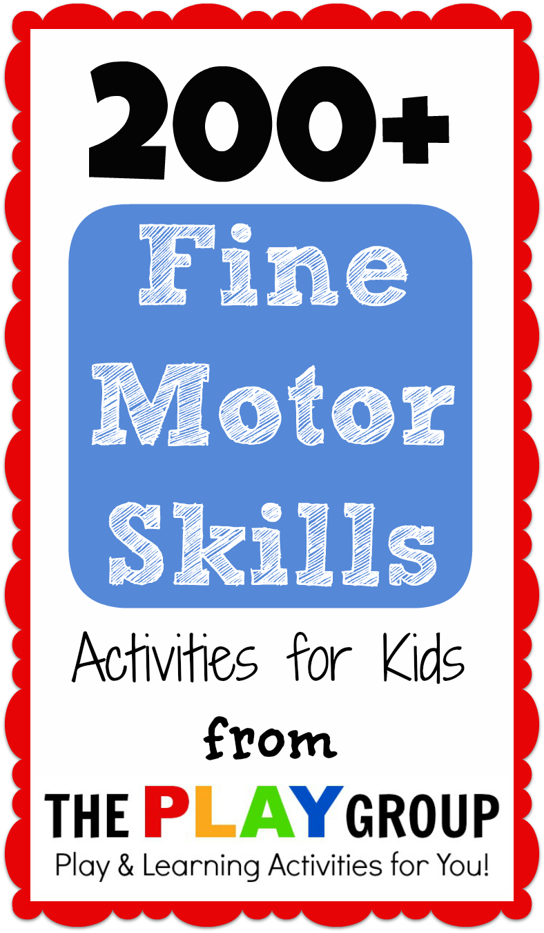 a huge collection of activities for kids to practice fine motor skills activities to do with. Black Bedroom Furniture Sets. Home Design Ideas