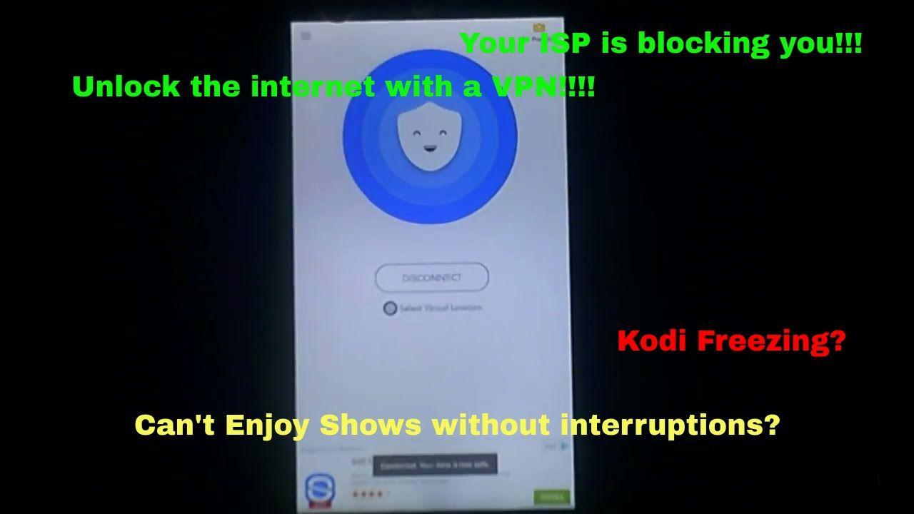 Using Betternet for VPN on Kodi | Free TV & Movies | Best