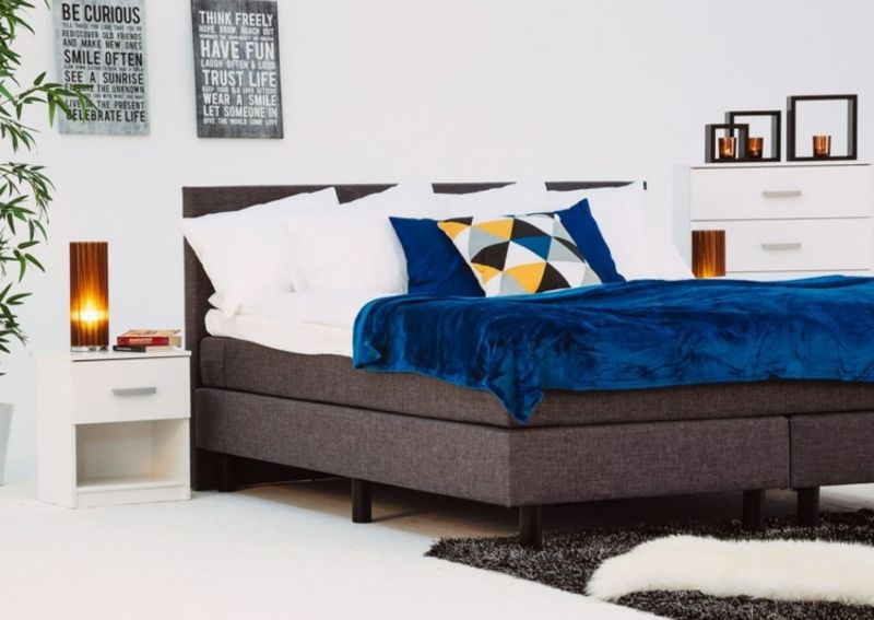 Aufbau von Boxspringbett und die Vorteile, die daraus folgen - möbel höffner schlafzimmer