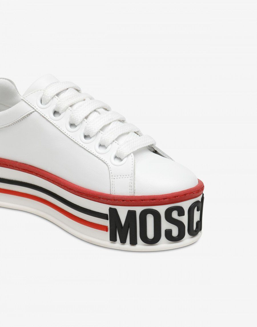 198049609571 Platform sneakers - SS19 Shoes - SS19 COLLECTION - Moods - Moschino ...