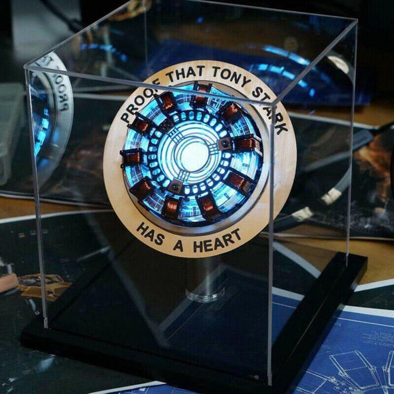 The Origins Of Iron Man's Arc Reactor