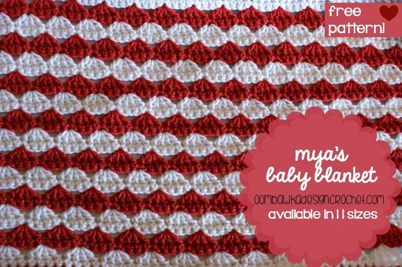 280 Crochet Shell Patterns   Manta, Mantita bebe y Puntadas