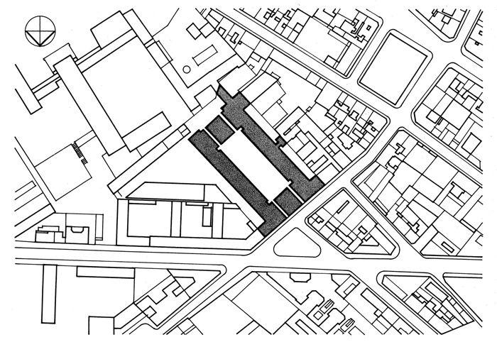 Drawings rue de meaux housing rpf pln urbano for Garage rue de meaux vaujours