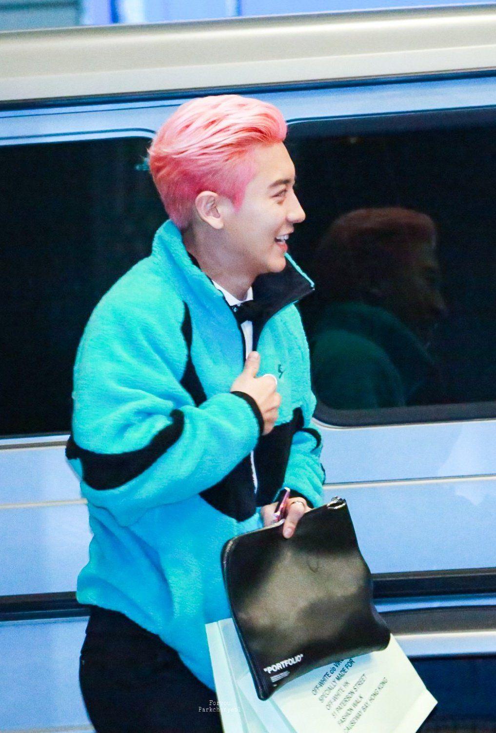 Chanyeol [HQ] 191126 Heading to Birthday Party EXO Exo