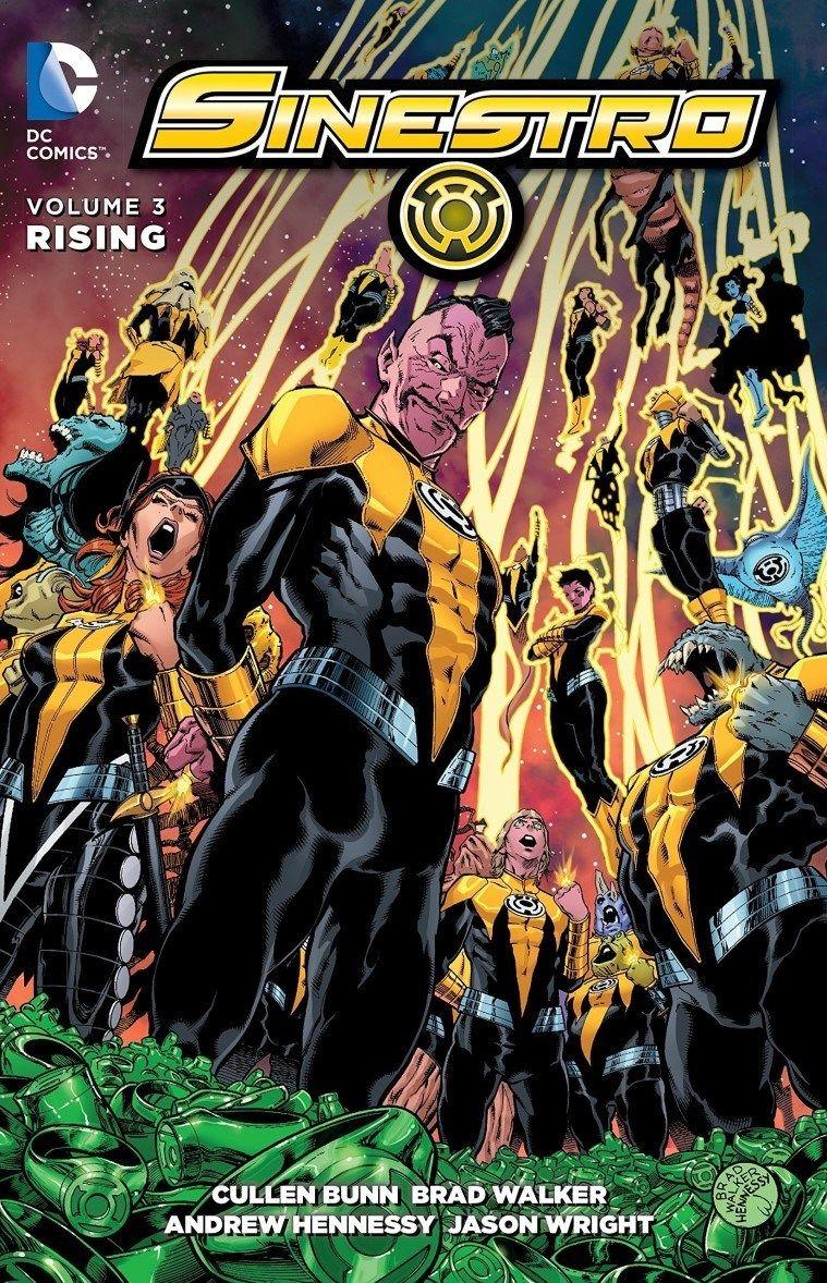 Review Sinestro Vol. 3 Rising ComicBookWire in 2020