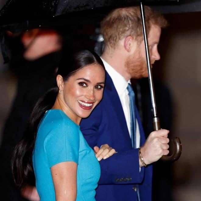 Meghan Markle Gushed About Baby Archie At Endeavour Fund