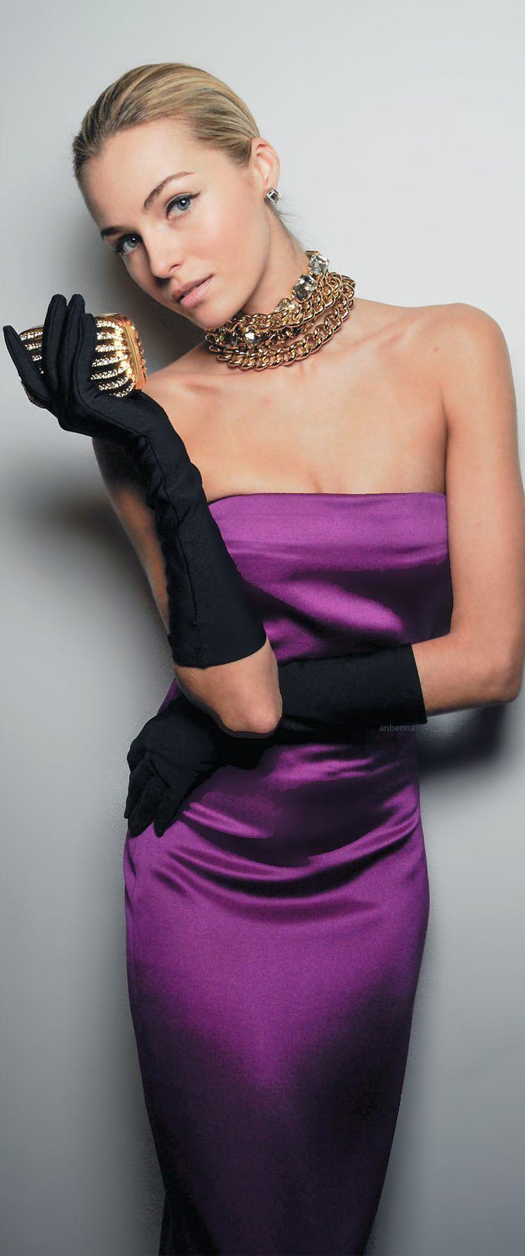 Ralph Lauren gown via @jena1125. #gowns #RalphLauren | Purple ...