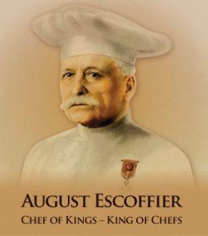 Resultado de imagem para Georges Auguste Escoffier