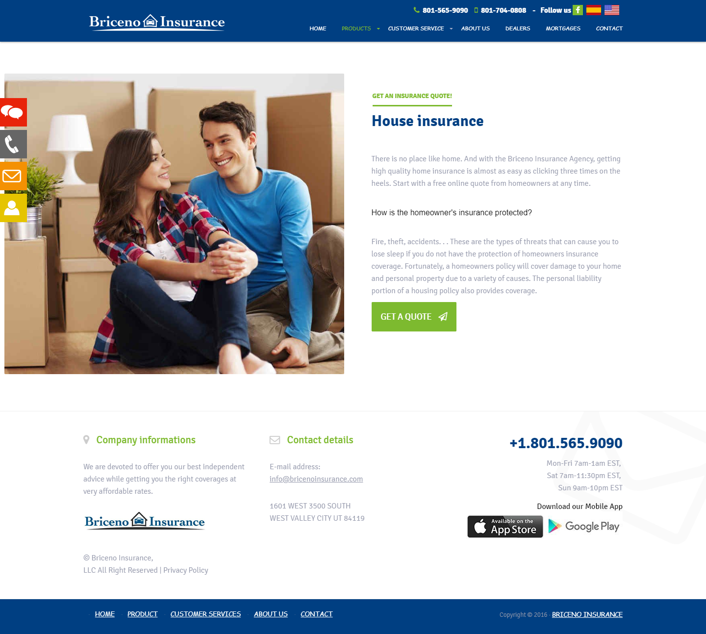 Pin By Seguros Briceno On Briceno Insurance Sitio Web With Images