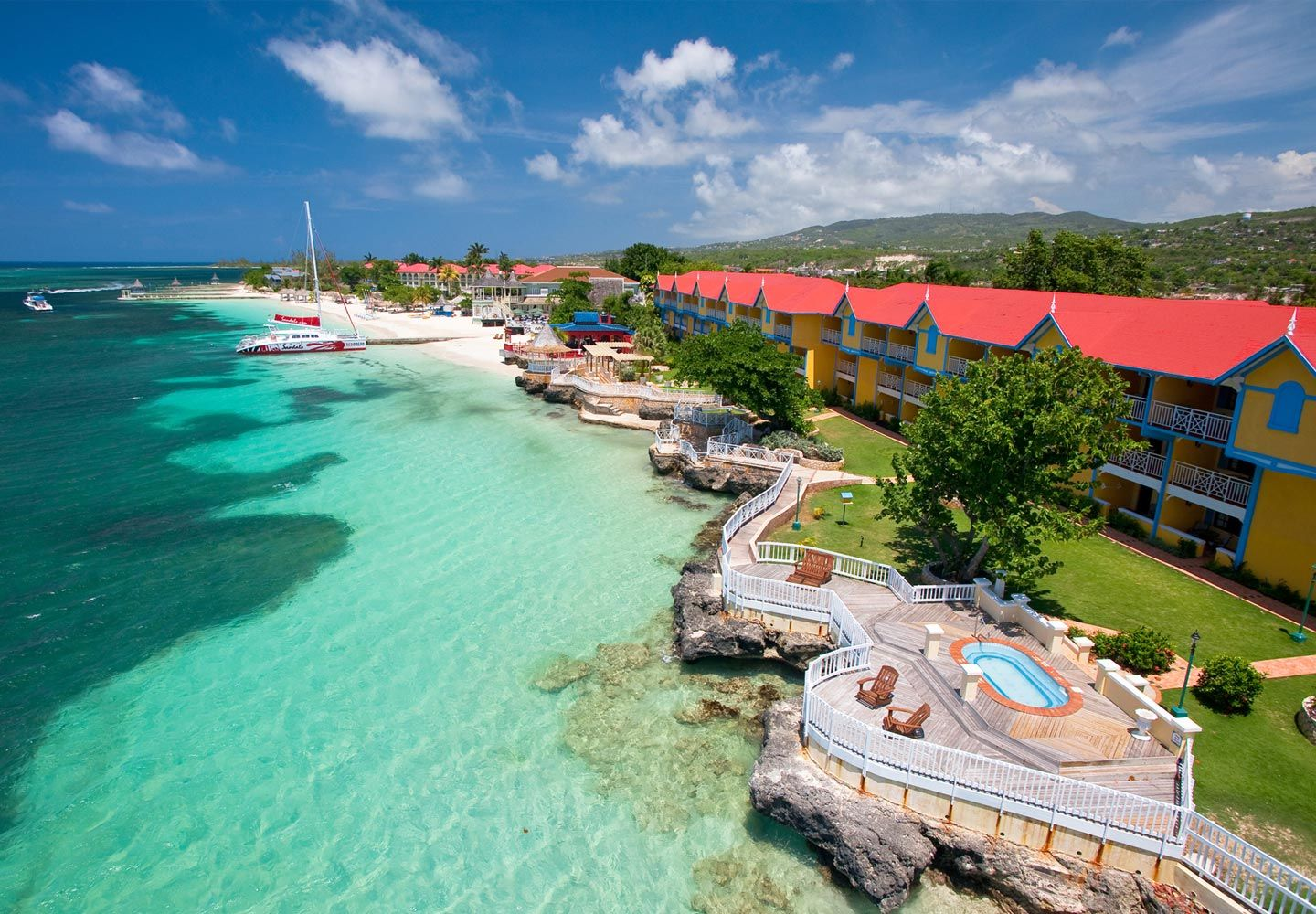 Sandals\' all inclusive Caribbean vacation packages and resorts in ...