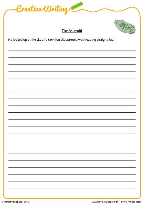 Creative Writing Tasks for KS2 Students   Teaching Resources