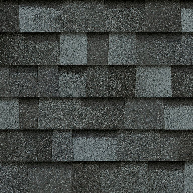 Best Duration® Owens Corning Slatestone Gray Shingle Colors 400 x 300