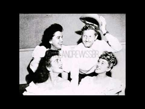 The Andrews Sisters e Danny Kaye - The Woody Woodpecker Song