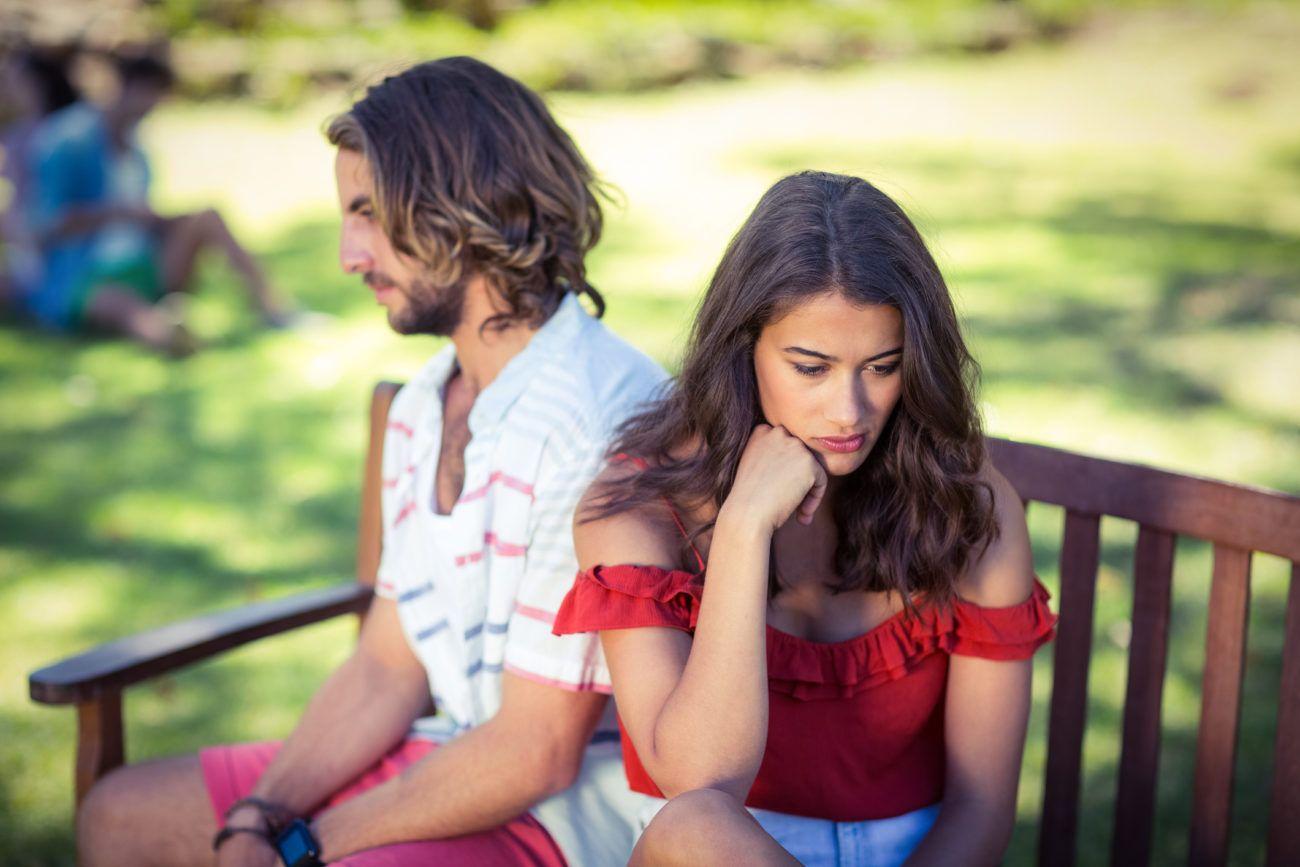 Online-dating brechen auf