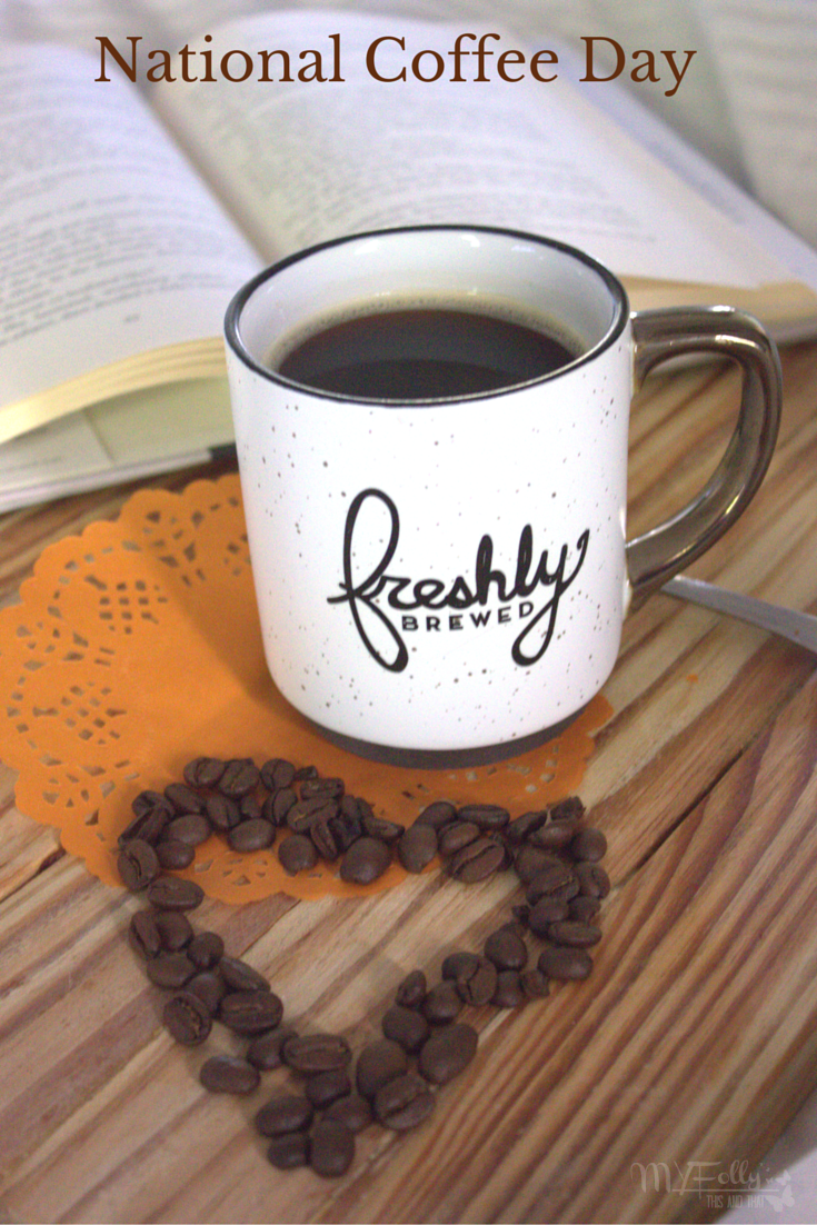 How are you going to enjoy your coffee today?  This and that: National Coffee Day