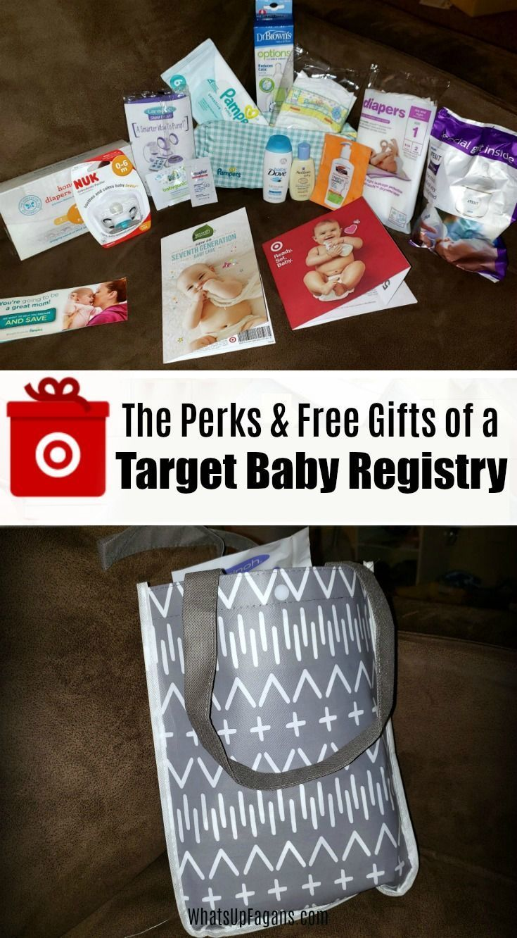 The Amazing and Free Target Baby Registry Benefits and ...