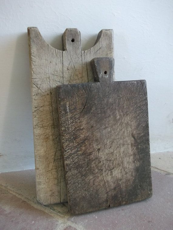 French Antique Chopping Block