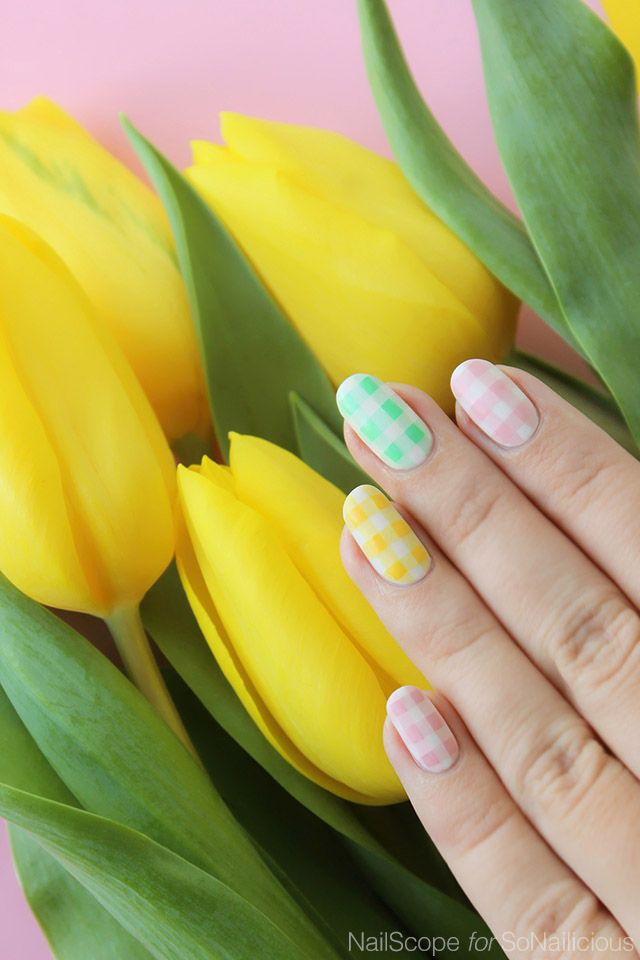 Easter Nail Art Ideas You Have to Try this Spring