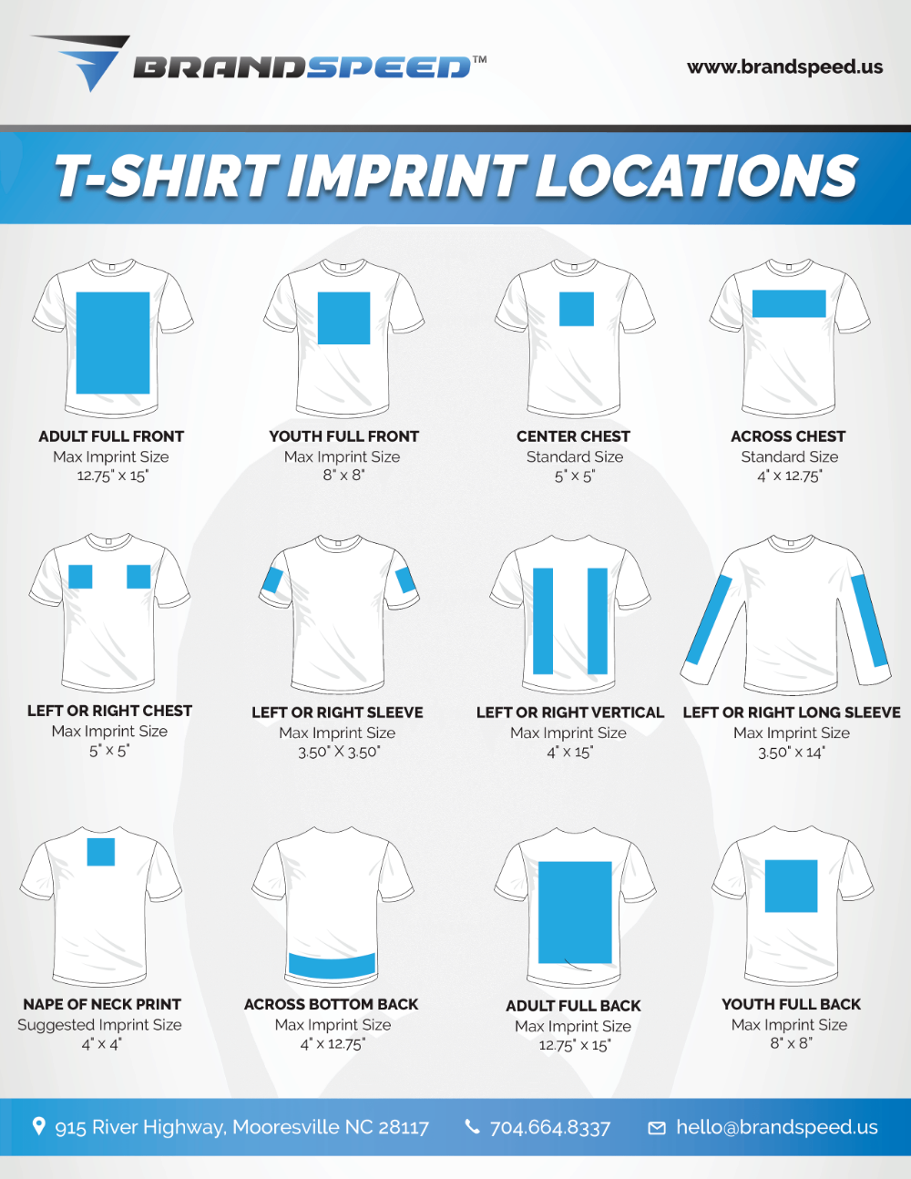 shirt sleeve logo size Google Search (With images