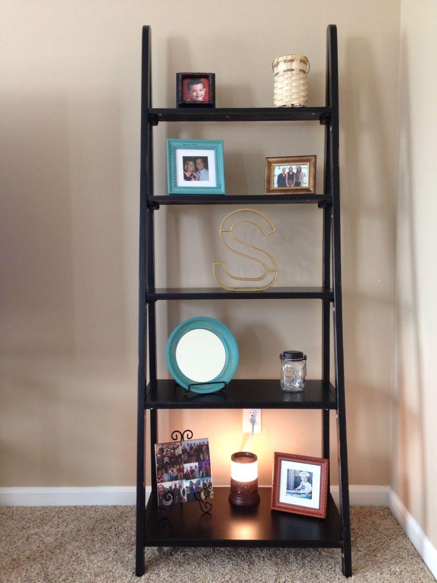 Hobby Lobby Ladder Shelf