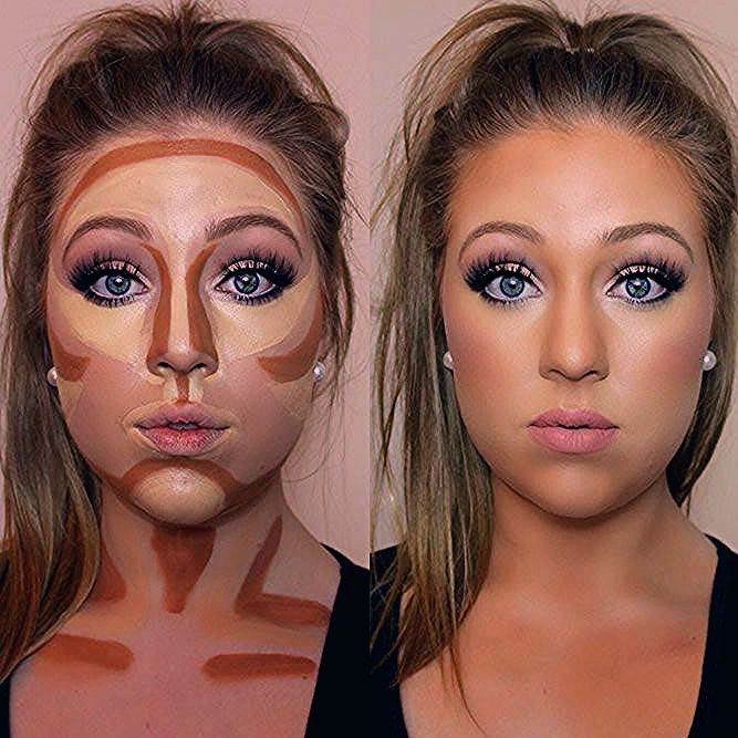 Photo of Einfache Konturierung für Anfänger Bild 1 – Make-up Geheimnisse