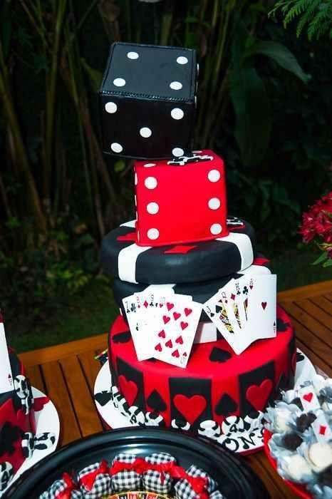 tortas para 15 años de casino las vegas (3)