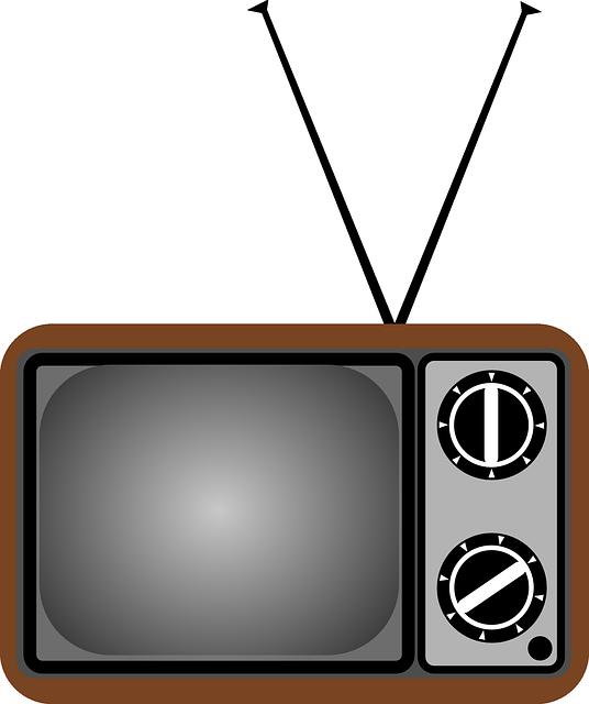 Free Image On Pixabay Television Retro Vintage Old Tv Retro Clip Art Olds