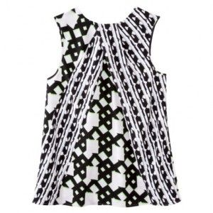 Peter Pilotto Target Collection for Spring 2014 Blouse