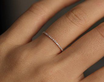 Fine Jewelry Handcrafted In Los Angeles California By Jsvconcepts Diamond Wedding Bands Minimalist Engagement Ring Diamond Engagement Band