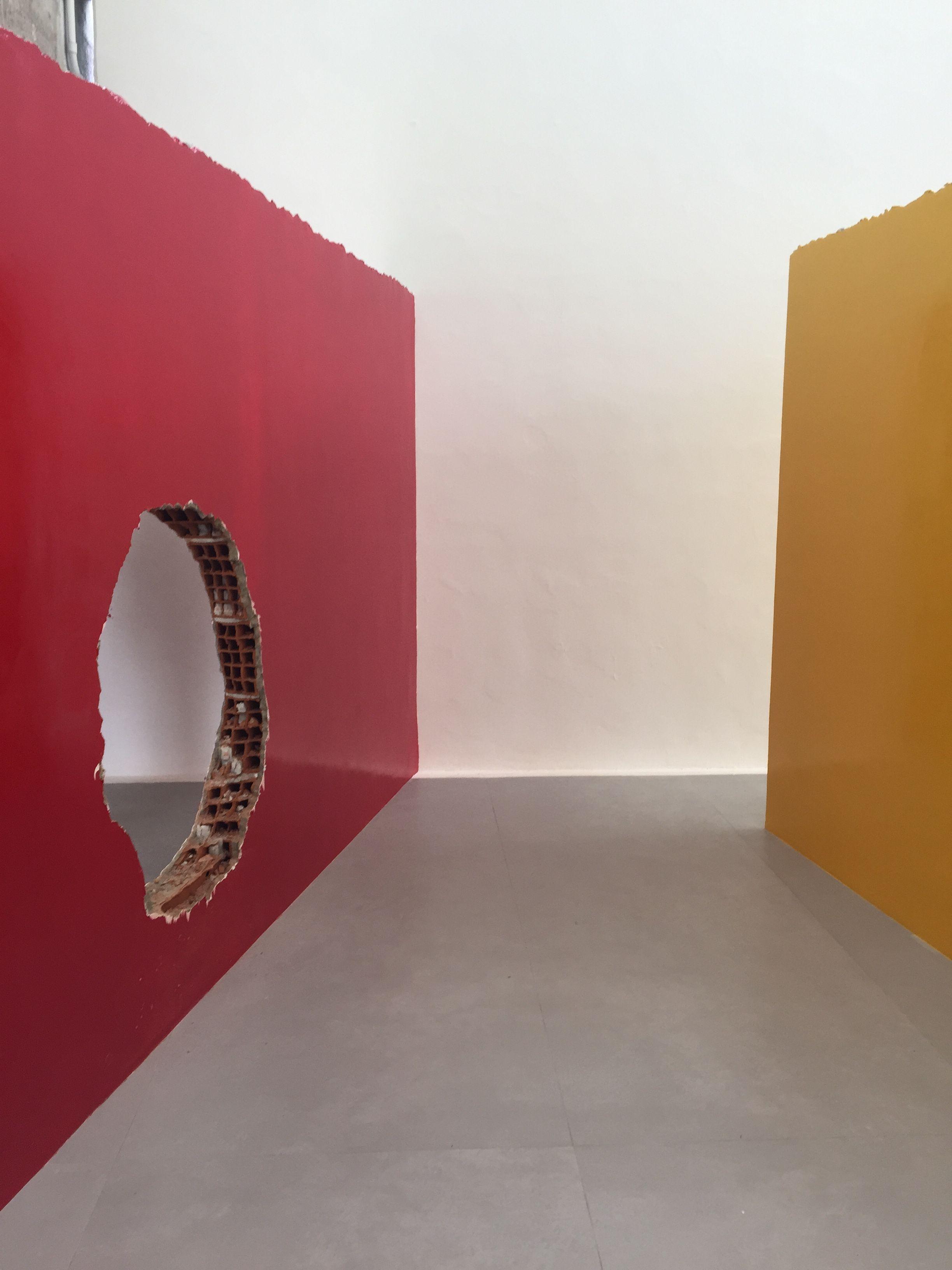 Brazilian Pavilion, 56th Venice Biennale.