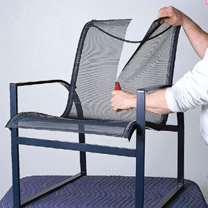 Reviving Outdoor Furniture Furniture Mesh And Patio Chairs