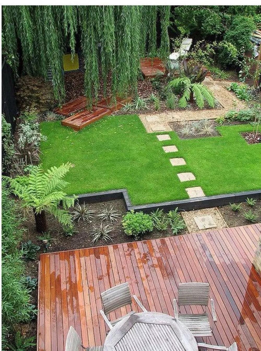 46 fresh backyard landscaping design ideas on a budget 11 ...