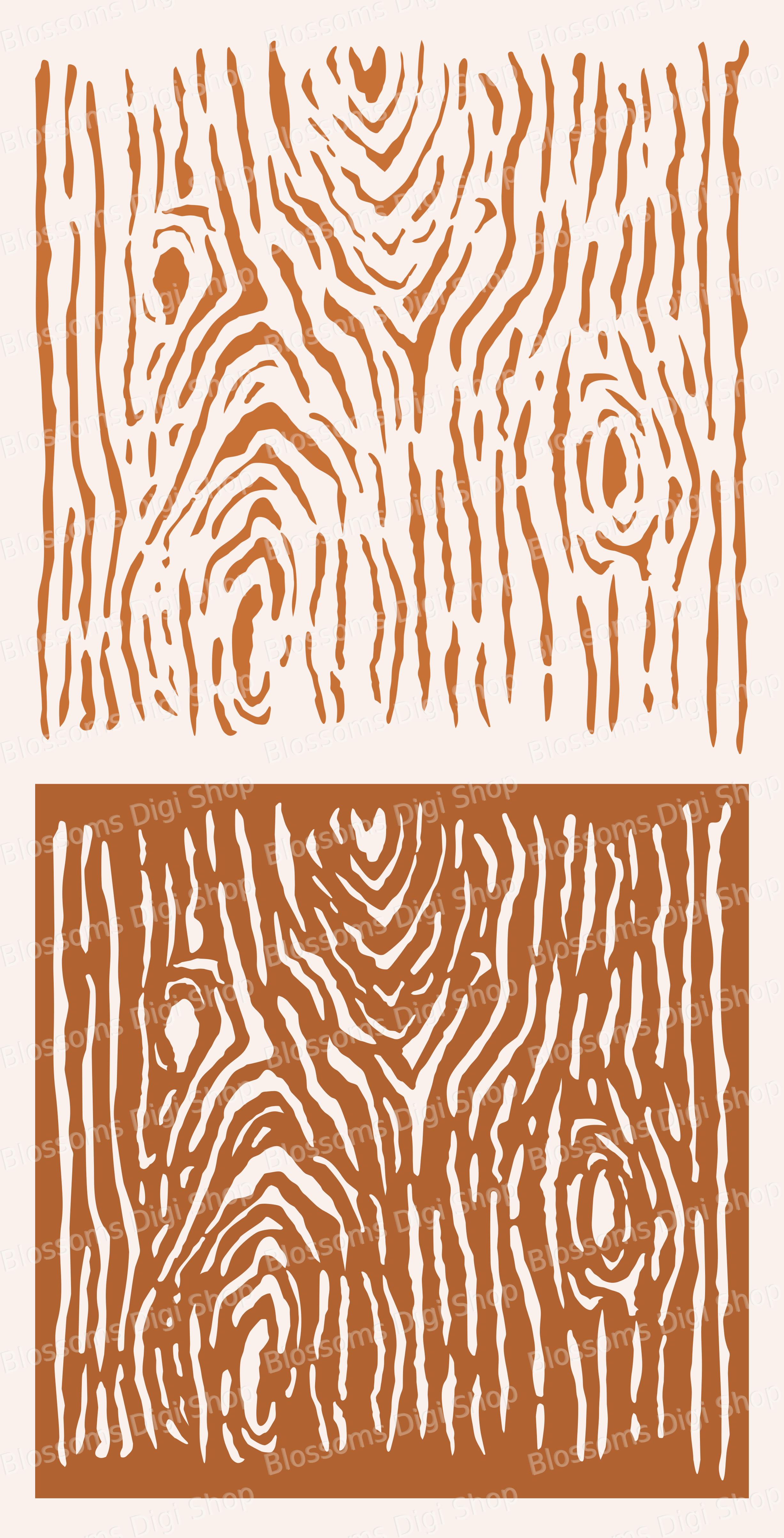 wood patterns stencil patterns tree stencil stencils tree templates tree bark [ 2453 x 4808 Pixel ]