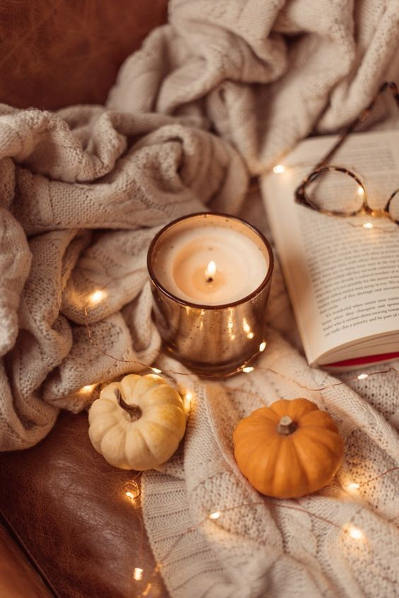 Calming scented candles for when you feel anxious