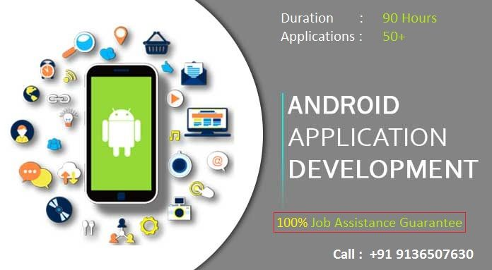 Android Training in Thane Asterix Solution covers core