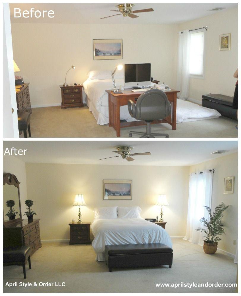 Master Bedroom Staging Ideas