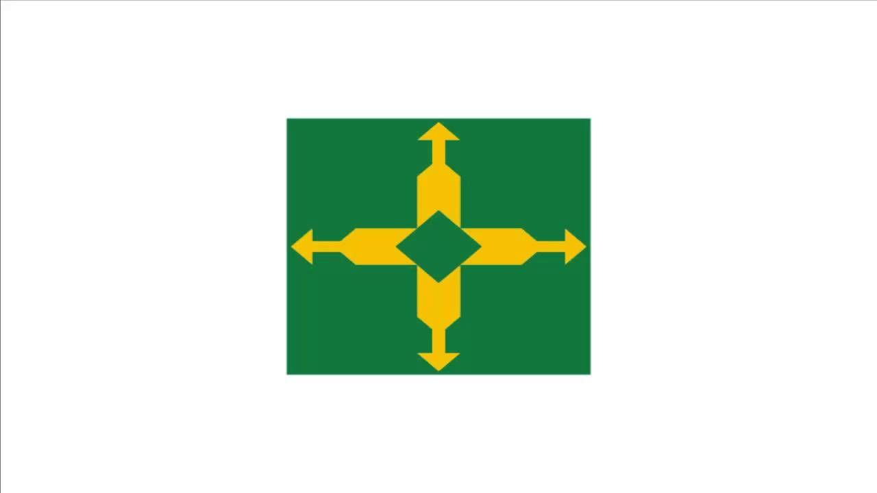 Distrito Federal Bandeira Foi Uma Criacao Do Poeta E Heraldista