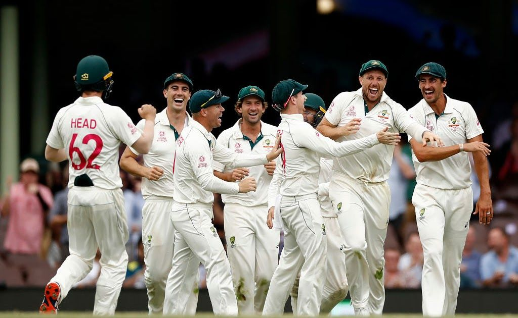 Australia topple India in Test rankings in 2020 News