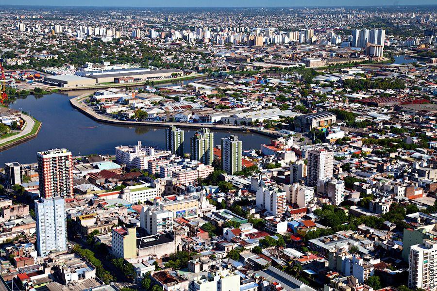 Volando sobre Gran Buenos Aires - Taringa!