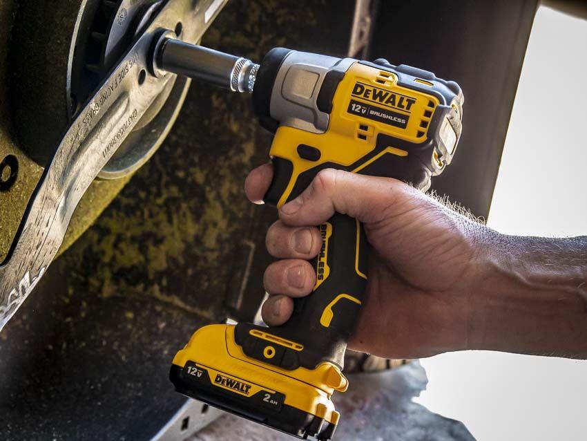 Dewalt 12v Brushless 3 8 Impact Wrench Pro Tool Reviews Dewalt Impact Wrench Tools