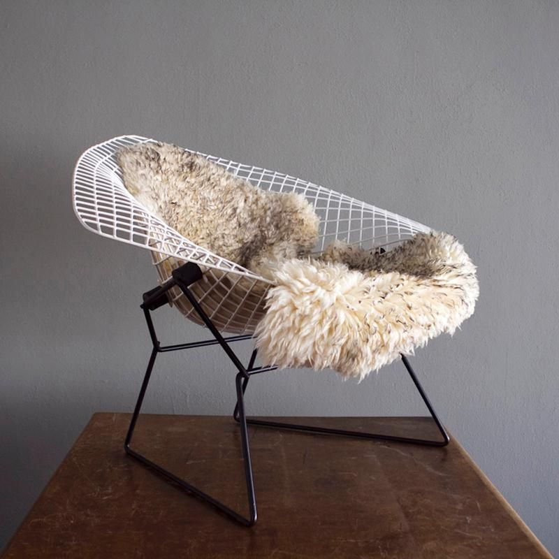 Diamond Lounge Chair - Harry Bertoia, 1951