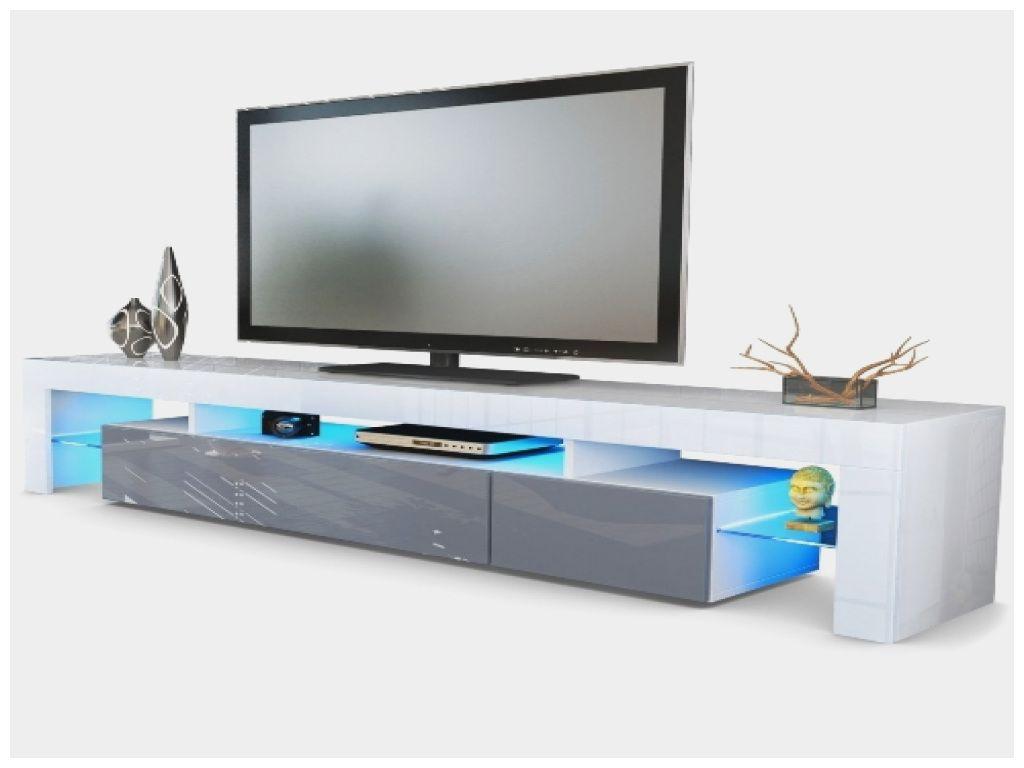 frais meuble tv avec haut parleur