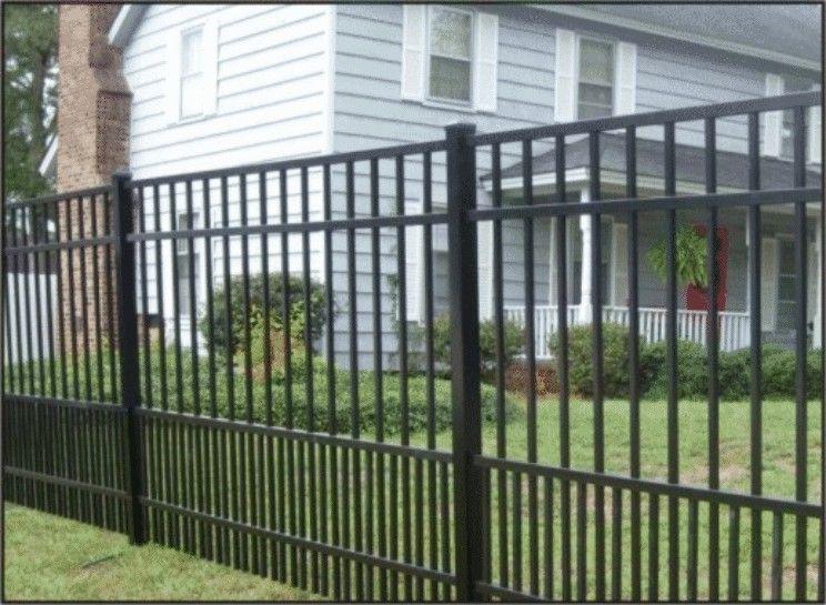 Sierra Puppy Aluminum Fence Fence Design Fence Styles