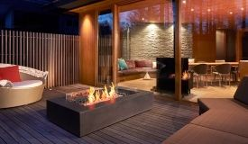 Outdoor Fires: Redefining Outdoor Living with Ethanol Fireplaces - EcoSmart Fire