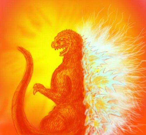 Godzilla final blast
