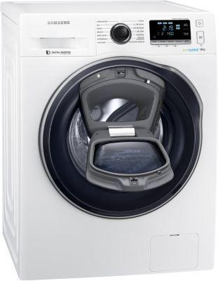 lave-linge hublot samsung add wash ww80k6414qw | mama théo | pinterest