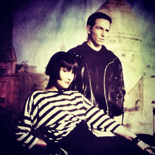 Andy and Corinne of Swing Out Sister