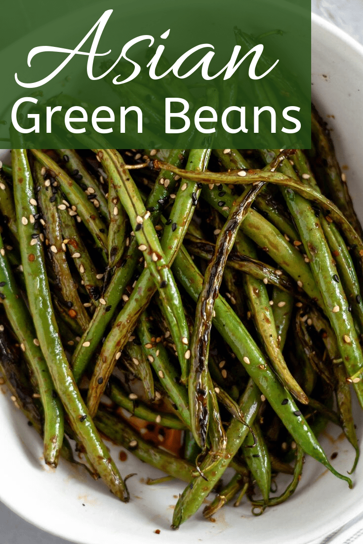 Asian Green Bean #chickensidedishes
