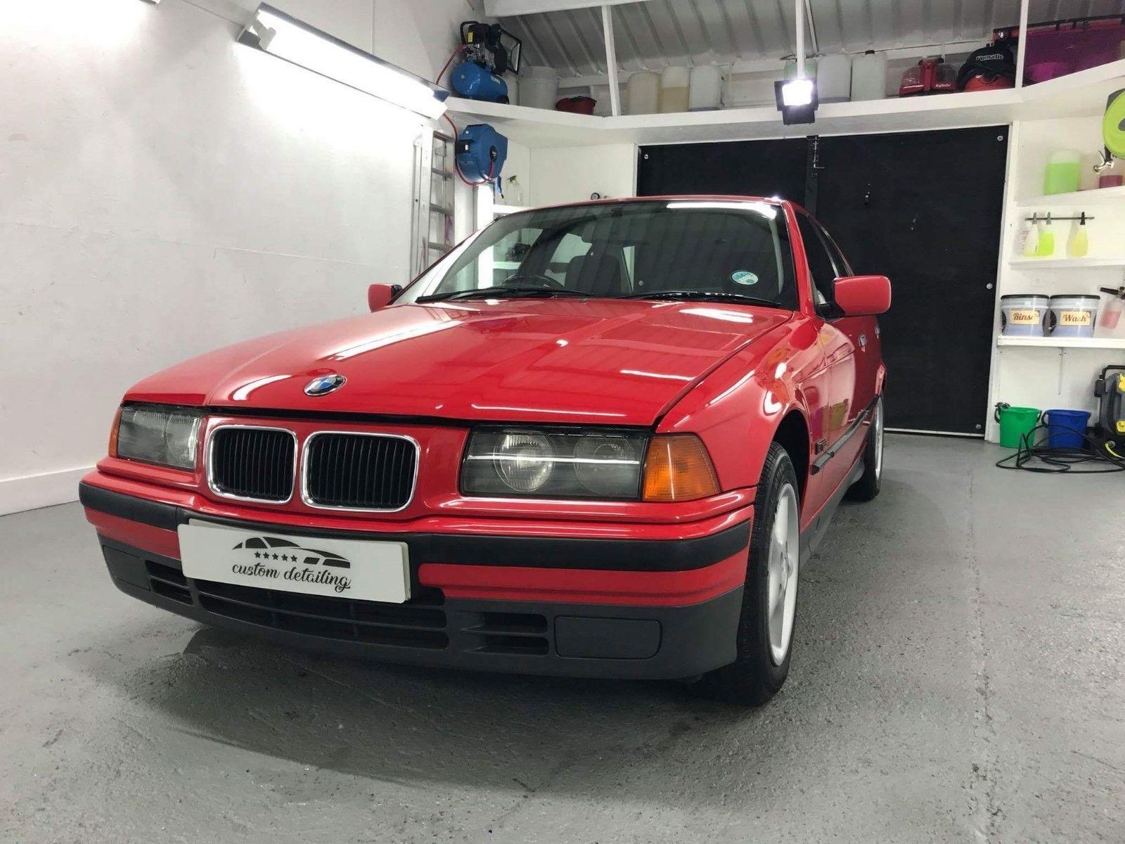bmw e36 318i manual 1995