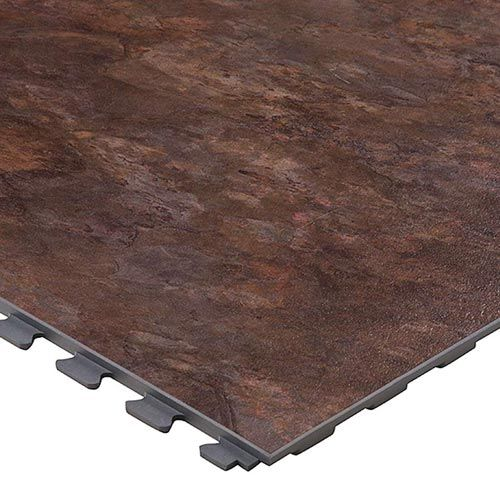 Supratile Designer Vinyl Top Series Tiles Industrial Flooring Tile Floor